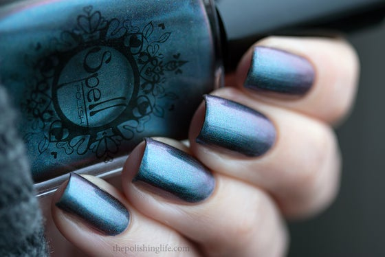 Image of Magichromes™ SPELL POLISH ~Eluding the Cloud~ color shifting nail polish