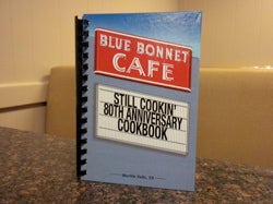 What's Cooking at Blue Bonnet Cafe