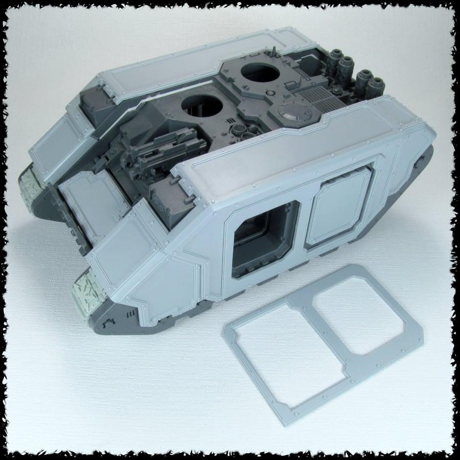 Image of Loricatus Mk.II Hvy. Armour Kit