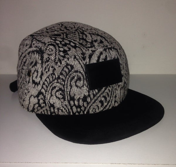 Image of PNC (paisley & chenille) campcap