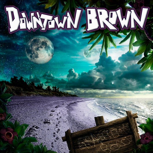 Image of Downtown Brown 'Grabbleton's Beach' CD (2010)
