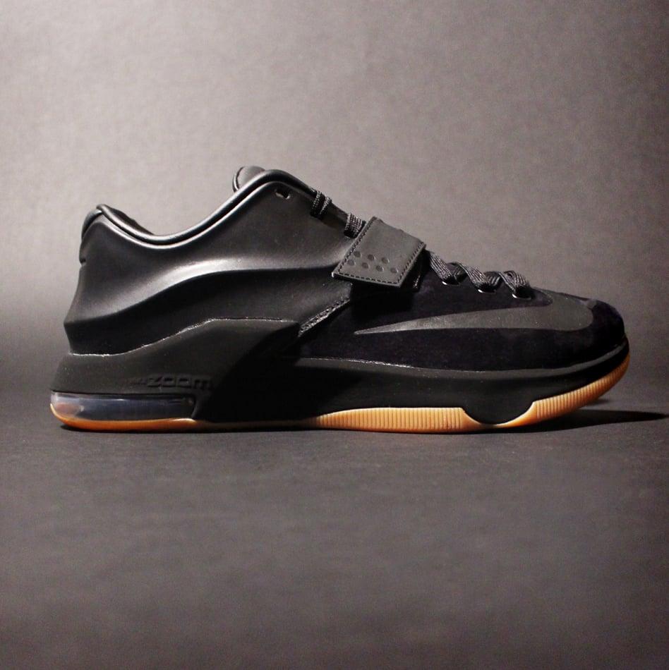 on sale 851be 863b4 Nike KD VII EXT QS 'Black Suede' UK 9.5/US 10.5 | OTB Kicks