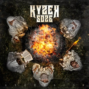 Image of Kyzer Soze - Ascension CD
