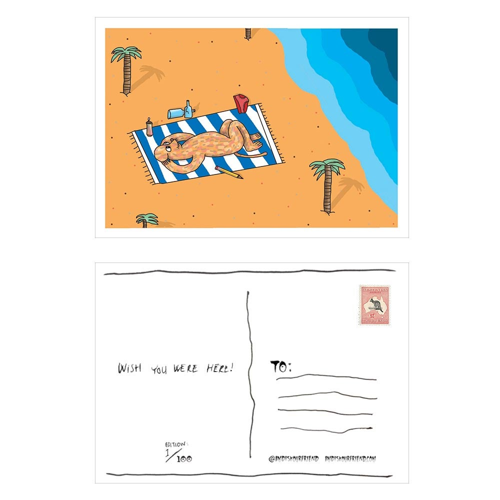 Image of Wish you were here Vol 4.