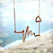 Image of Heartbeat Necklace