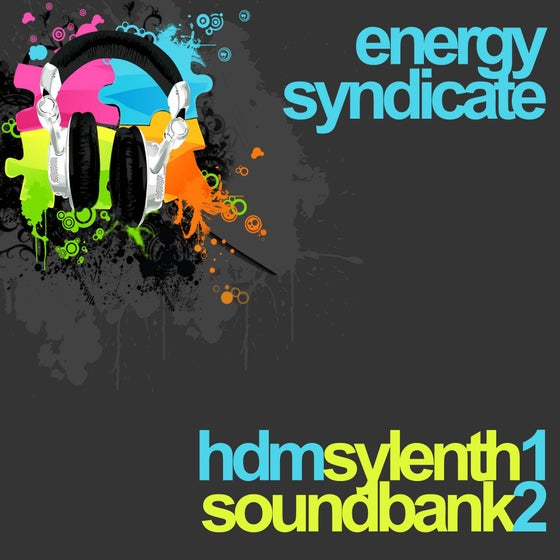 Image of ENERGY SYNDICATE HDM SYLENTH1 SOUNDBANK - VOL 2