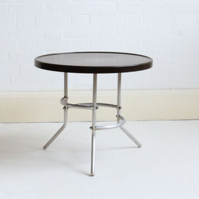 Image of Bakelite Side Table