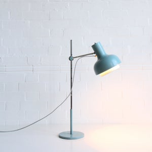 Image of Blue Josef Hurka table light