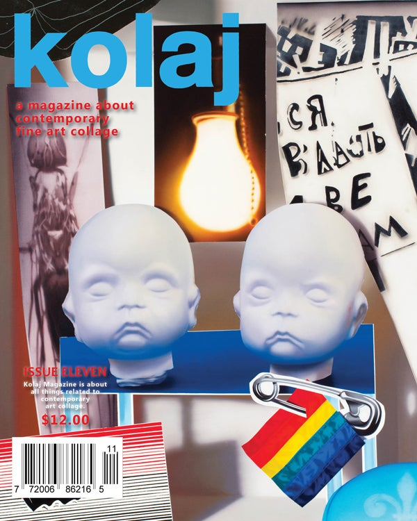 Image of Kolaj - Issue Eleven