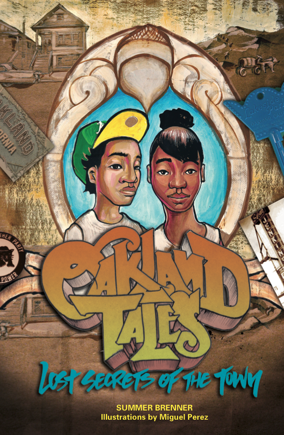 Image of Oakland Tales: Lost Secrets of The Town by Summer Brenner (2014)