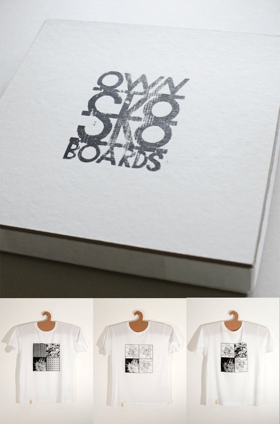Image of 032 T-Shirt Box