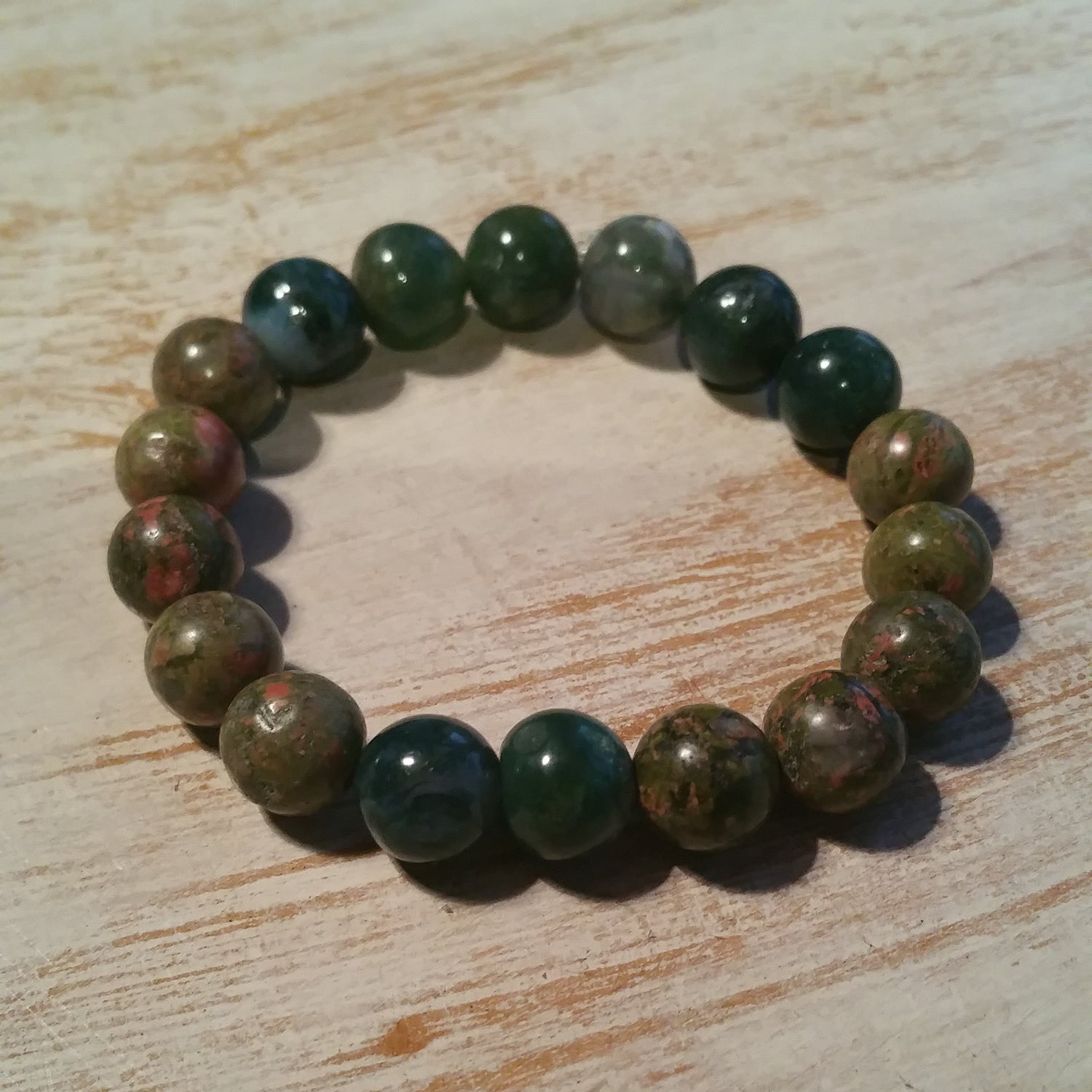 Image of OLIVE BRANCH BRACELET