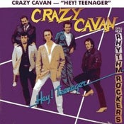 Image of Hey Teenager!  Catalogue Number: CRCD3