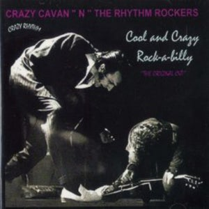 Image of Cool and Crazy Rockabilly  Catalogue: CRCD010