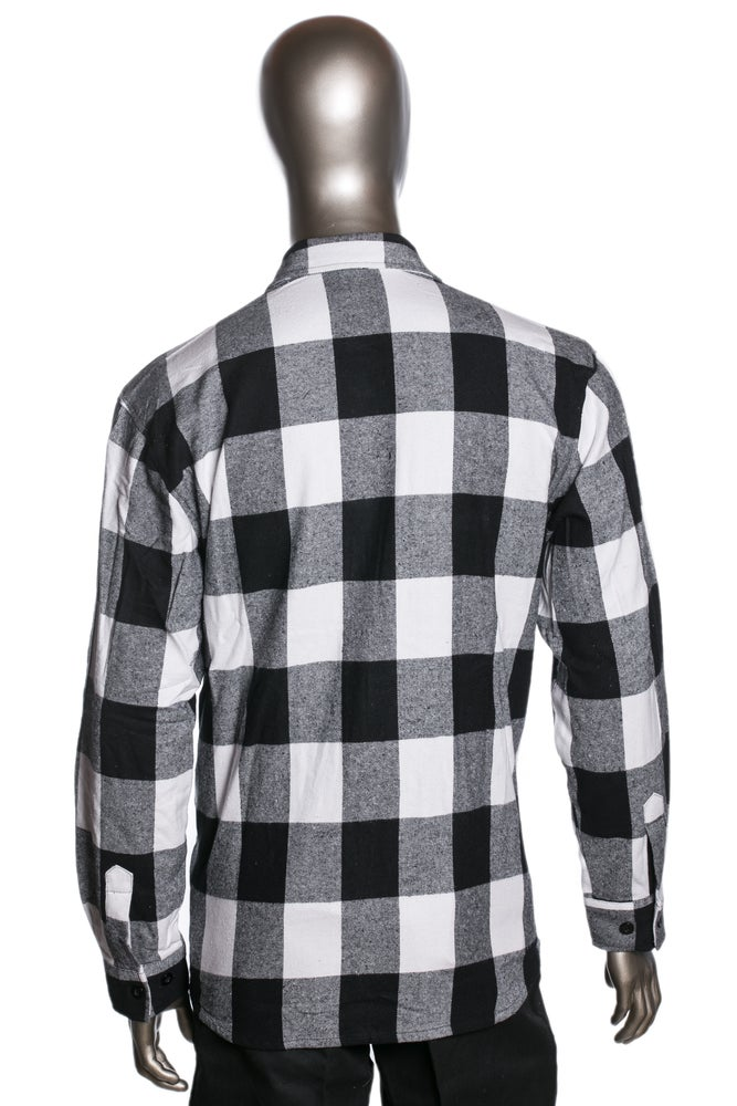 Image of HG Extra Heavyweight Flannel Shirt