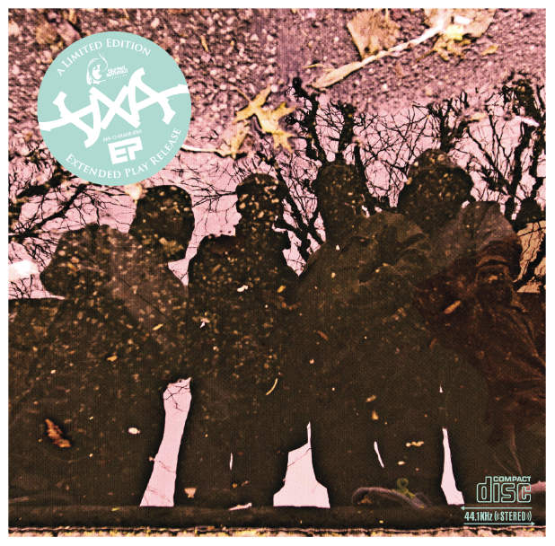 Image of DXA - (Self-Titled) EP // CD
