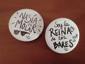 Image of pack de 2 chapas