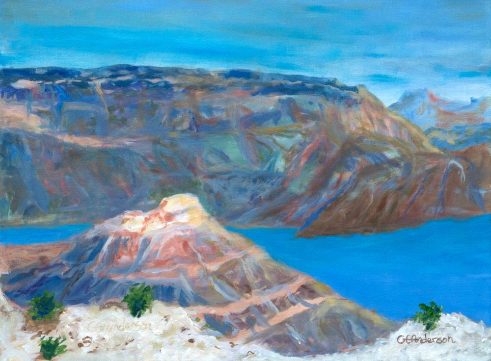 Image of The Flaming Gorge