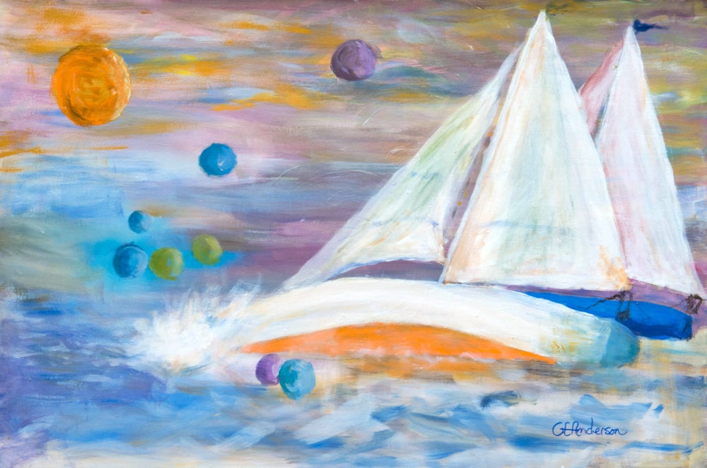 Image of Sailing to the Universe