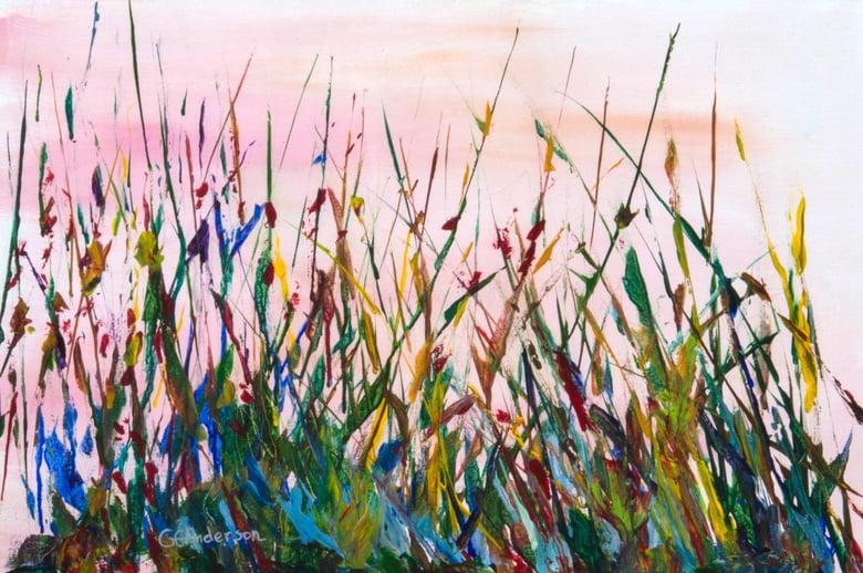 Image of Marsh at Sunrise