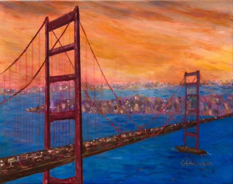 Image of Golden Gate Bustle
