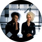 "Image of THE FROZEN AUTUMN 12"" picture vinyl EP ""LIE IN WAIT"""