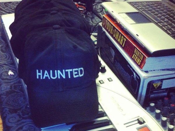 Image of Haunted Cap