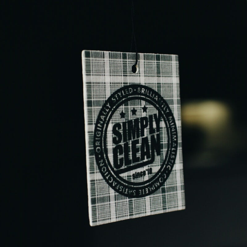 Image of Simply Clean Plaid Radical Air Freshener