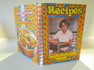 Image of Recipe Books