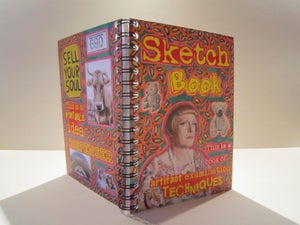 Image of Sketch Book
