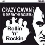 "Image of  ROLLIN 'N' ROCKIN   10"" VINYL    CATALOGUE:GRLP61016  - BACK IN STOCK!"