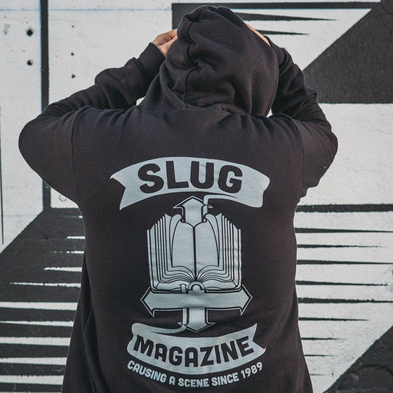 Image of SLUG Bible Sweatshirt