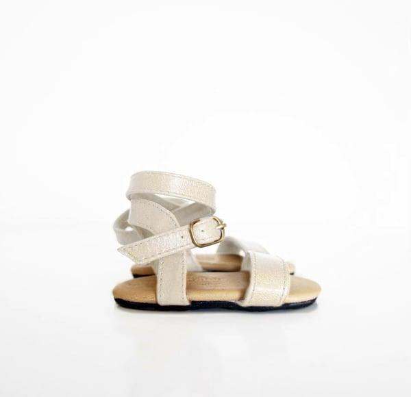 Image of Gypsy sandal- Cream