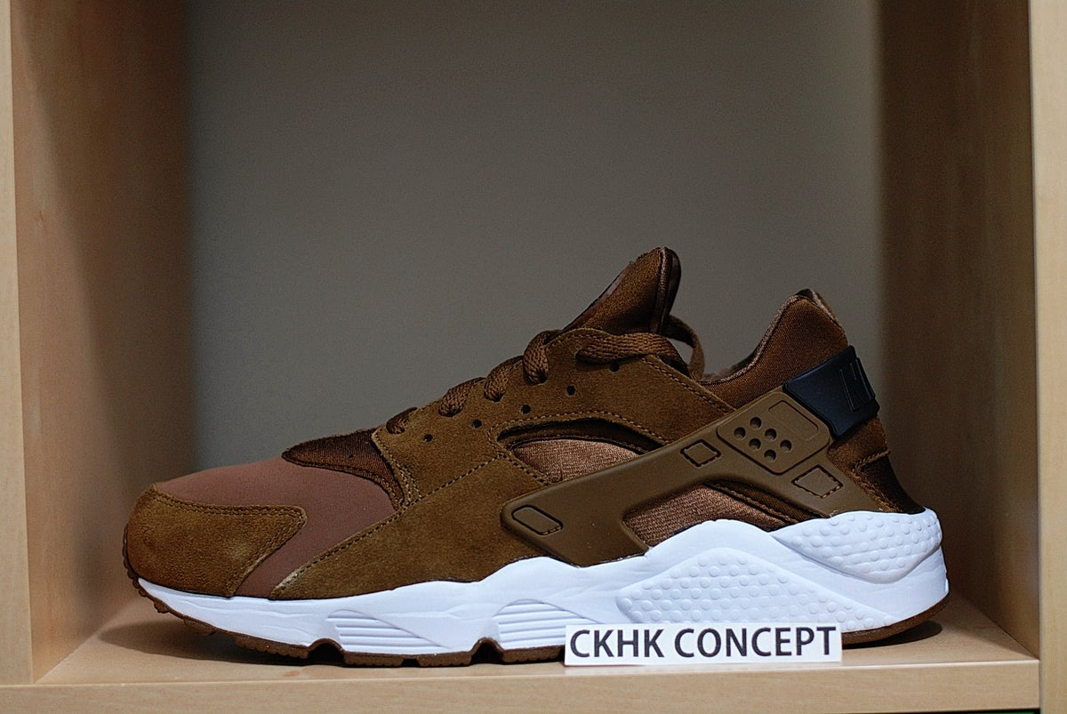 buy online 27640 291e3 NIKE AIR HUARACHE RUN - UMBER   CKHK Concept