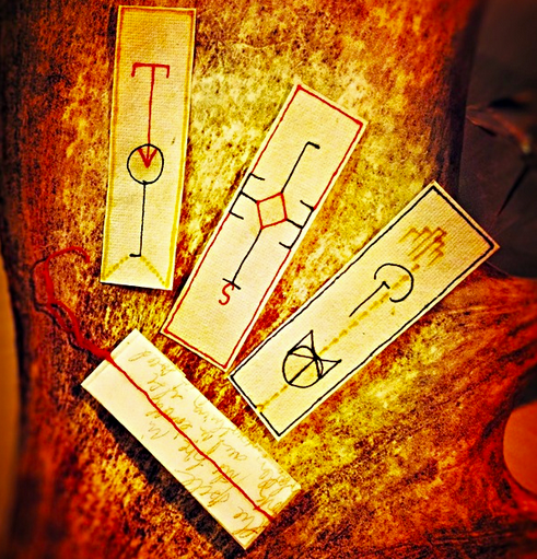 Image of ENCHANTMENT CARDS