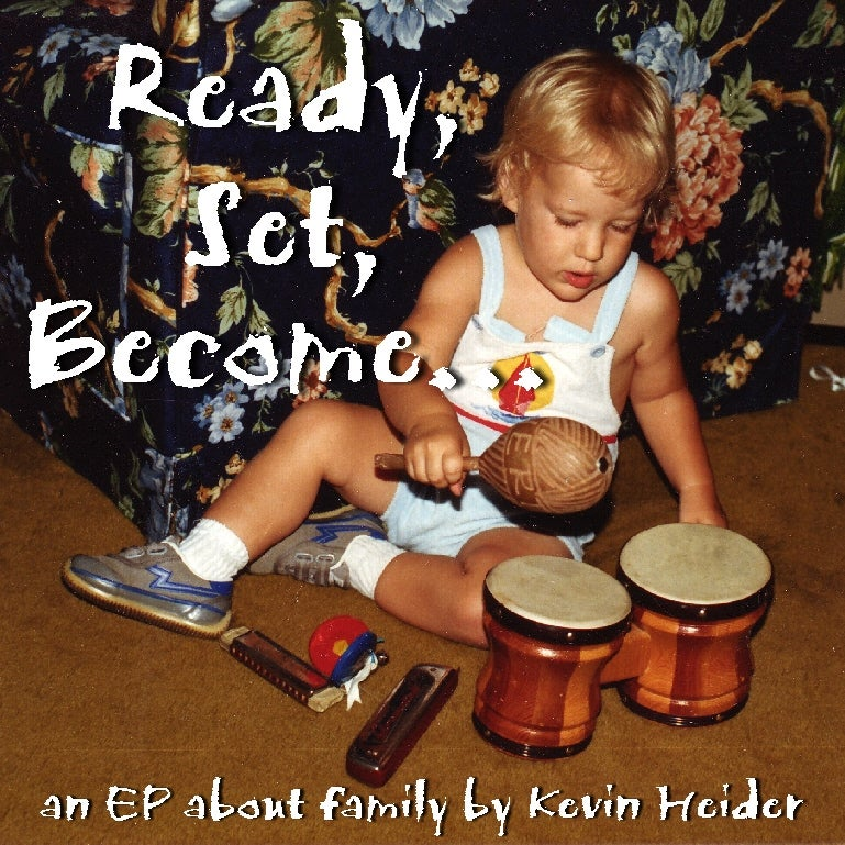 Image of Ready, Set, Become... (EP)
