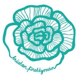 Image of Tristan Prettyman Flower Sticker