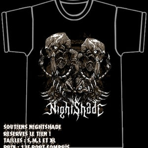 Image of NightShade Shirts