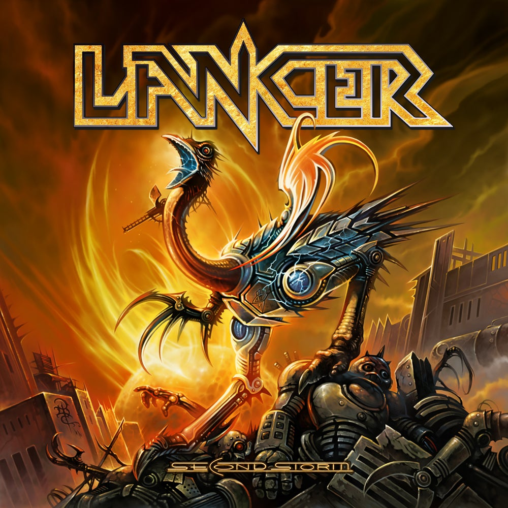 Image of Lancer - Second Storm (CD/LP)