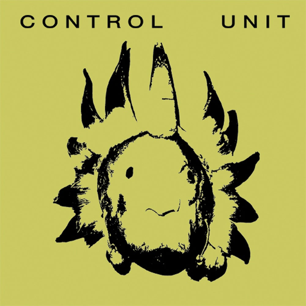 "Image of CONTROL UNIT - Bloody Language 7"" [ltd.300 Black Vinyl]"