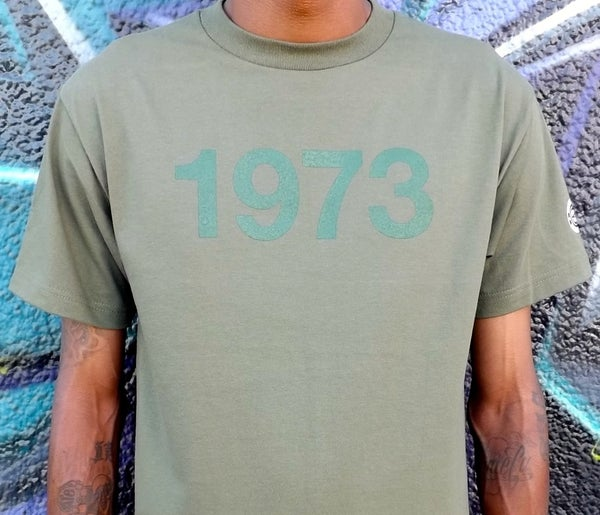 Image of 1973 'BIRTH OF HIP-HOP' COLOR PACK (MILITARY GREEN)