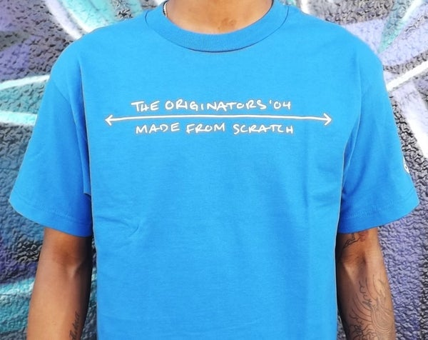 Image of OG BLUEPRINT (ROYAL BLUE)