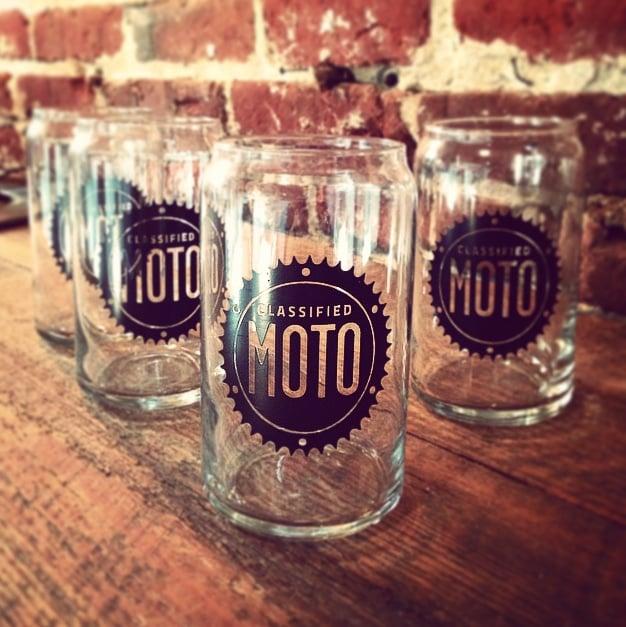 Image of NEW CM Sprocket Cylinder Glasses