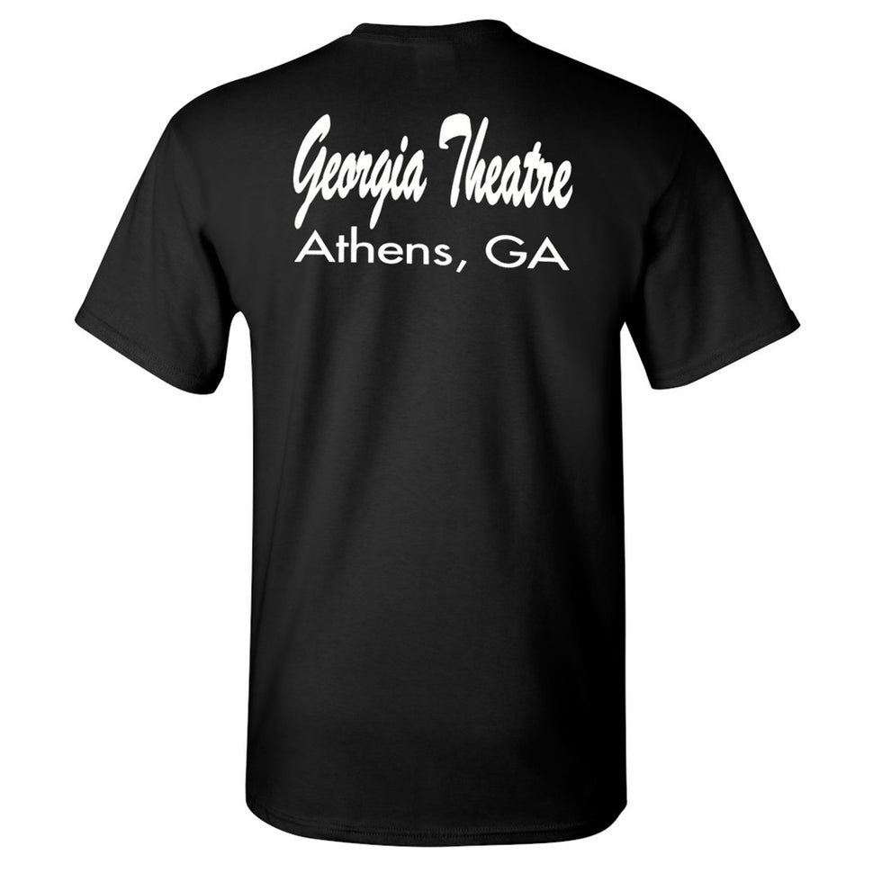 Image of GATH Classic Marquee Tee - Black