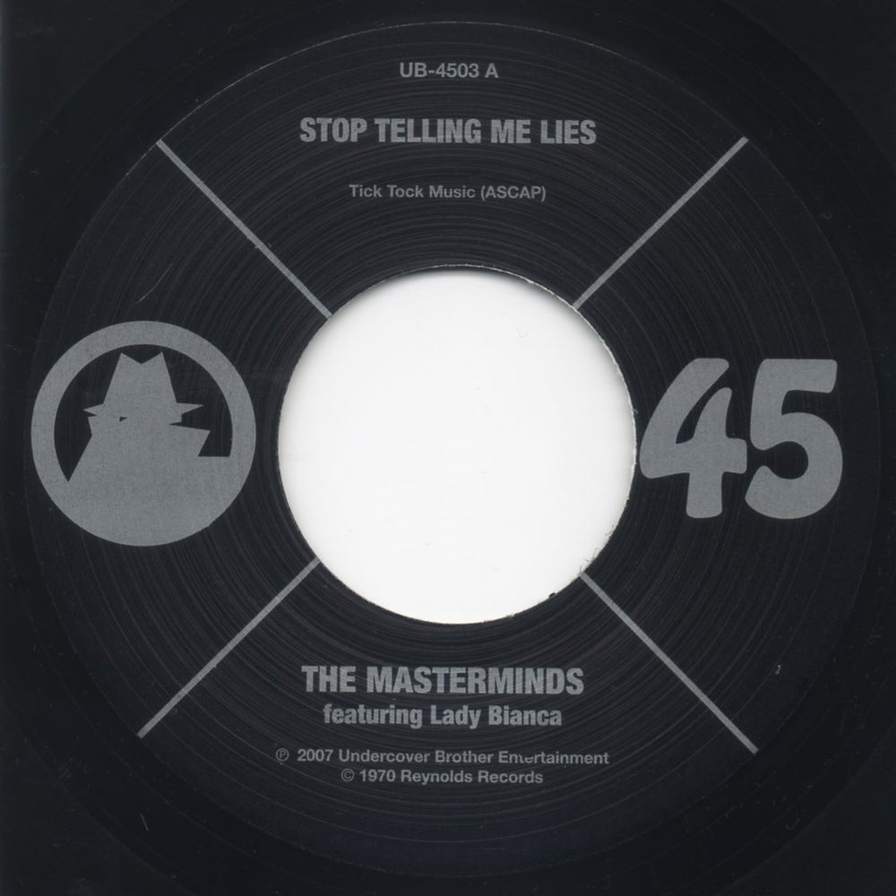 "Image of Stop Telling Me Lies / We Got To Get Together - 7"" Vinyl"