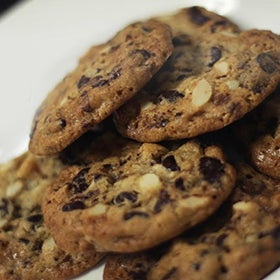 Image of Chocolate Chip, Heath, Almond Mix