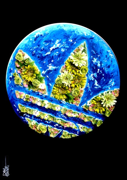Image of ADI WORLD (LIMITED EDITION PRINT)