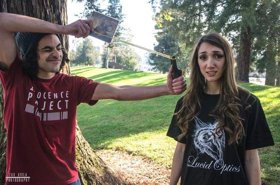 Image of Lucid Owlptics Tee - Limited