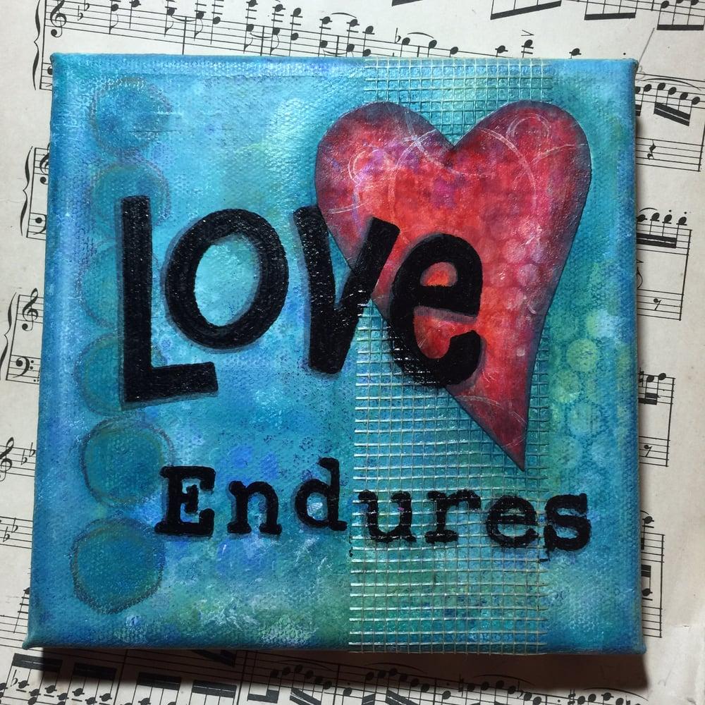 Image of Love Endures