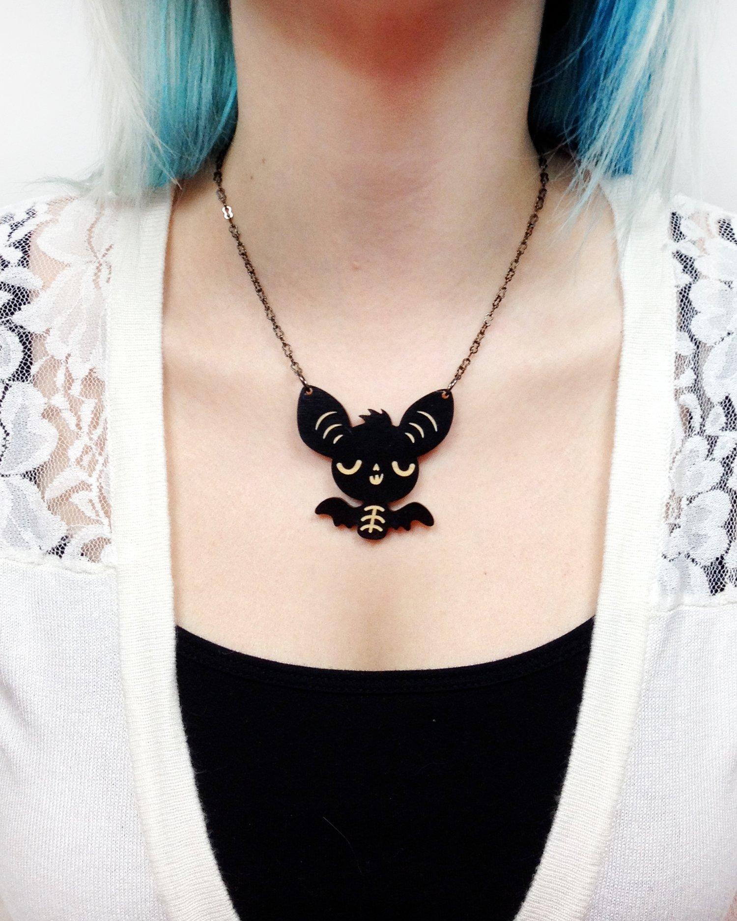 Image of Nom Nom Luv - Ollie the Bat